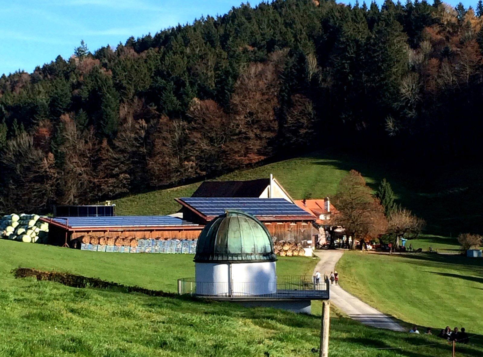 Spaziergang in St.Gallen – vom Riethüsli nach St.Georgen