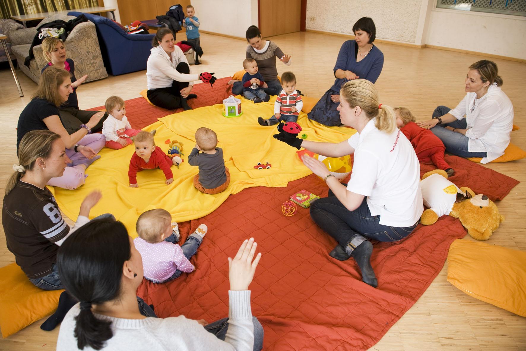 Babyzeichensprache – so nutzen wir die Zwergensprache