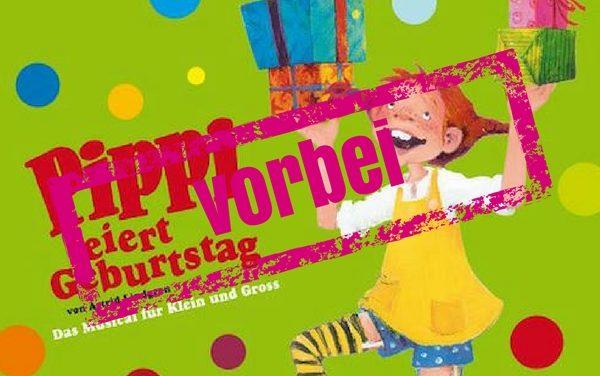 Der Wettbewerb ist beendet – Gewinne Tickets für Pippi feiert Geburtstag