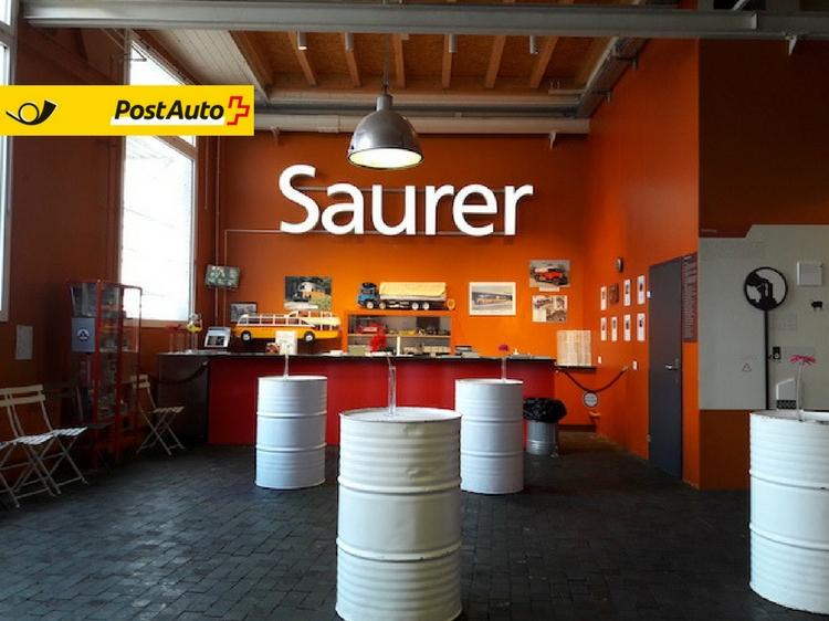 Saurer Museum in Arbon – Schlechtwetterprogramm am Bodensee