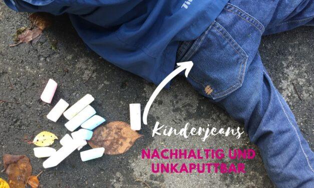 Slow Fashion: die faire, unkaputtbare und nachhaltige Kinderjeans von Dreifeder