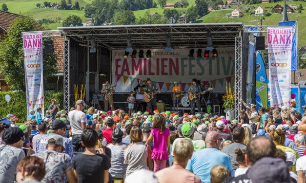 Das Familien Festival Urnäsch ist zurück!