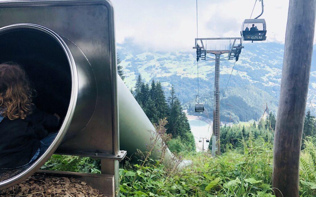 Ein Tag am Bewegungsberg Golm – Rutschbahnwanderweg, Rodeln und andere Adrenalinkicks