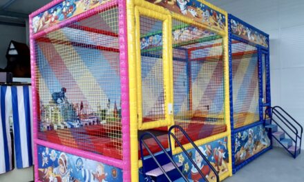 Kindergeburtstag im Spielhaus Sulgen – dem familiären Spielparadies