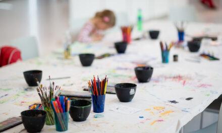 Kreativer Kindergeburtstag im Forum Würth Rorschach