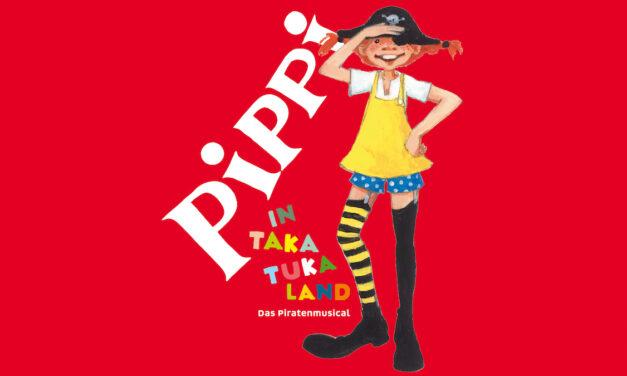 Gewinne Tickets für das Kindermusical Pippi in Taka-Tuka-Land in Sulgen!