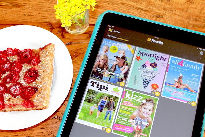 Anzeige | Readly, die Magazin-Flatrate für hunderte von Zeitschriften