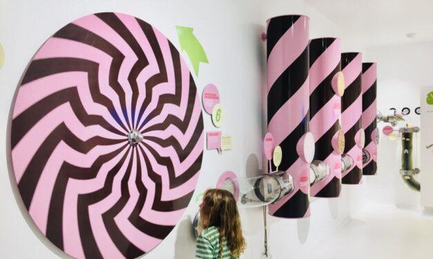 """Ein Nachmittag in der """"Schokoladenfabrik des Glücks"""" im Chocolarium Maestrani"""