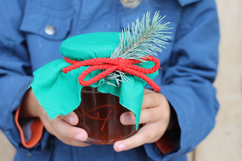 Honig selber machen – Rezept für Tannenschösslihonig