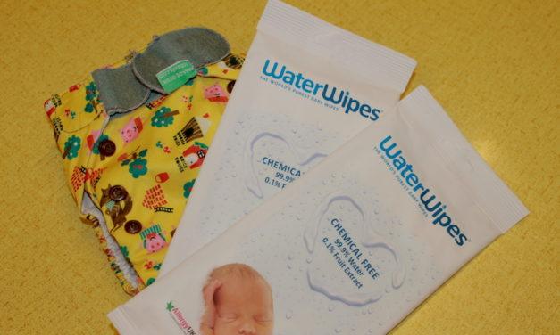 WaterWipes Baby-Feuchttücher im Test