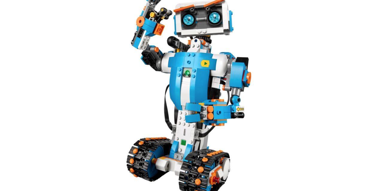 Lego Boost ist mein neuer Freund