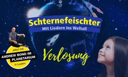 Andrew Bond in Luzern – gewinne Tickets!
