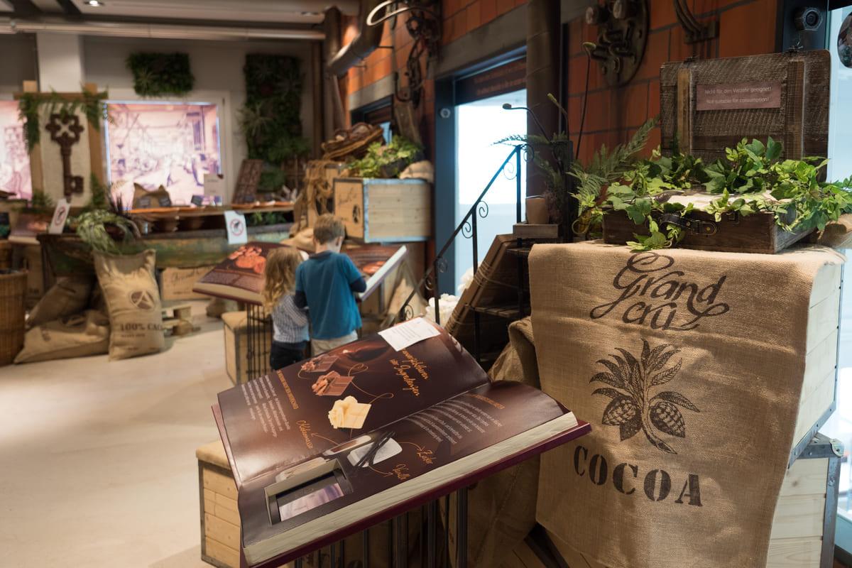 ChocoWelt Aeschbach Museum