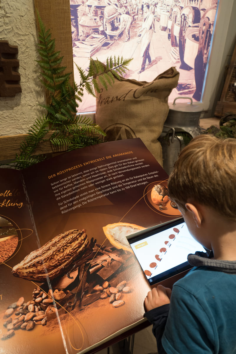 ChocoWelt Aeschbach Chocolatier Video
