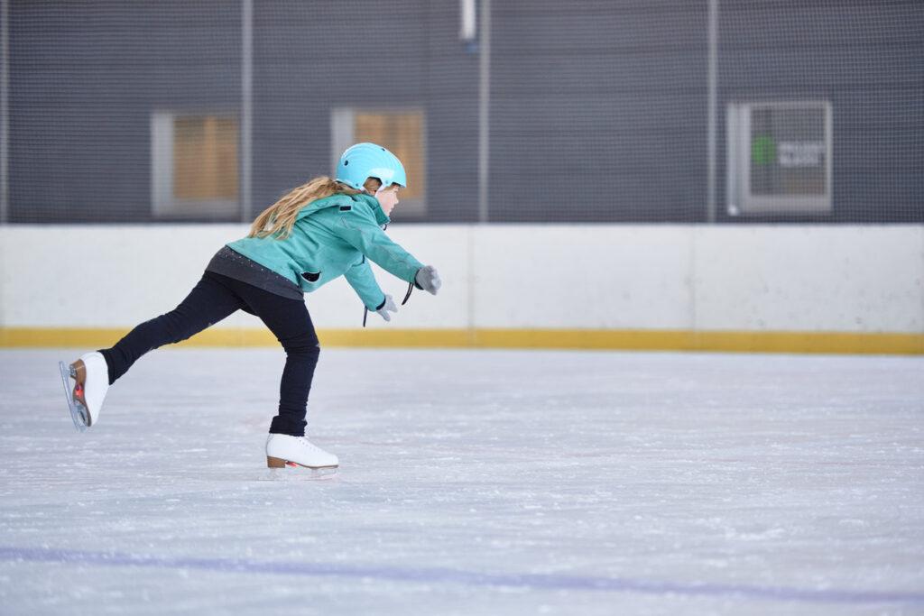 Eiszentrum Luzern Eisfeld