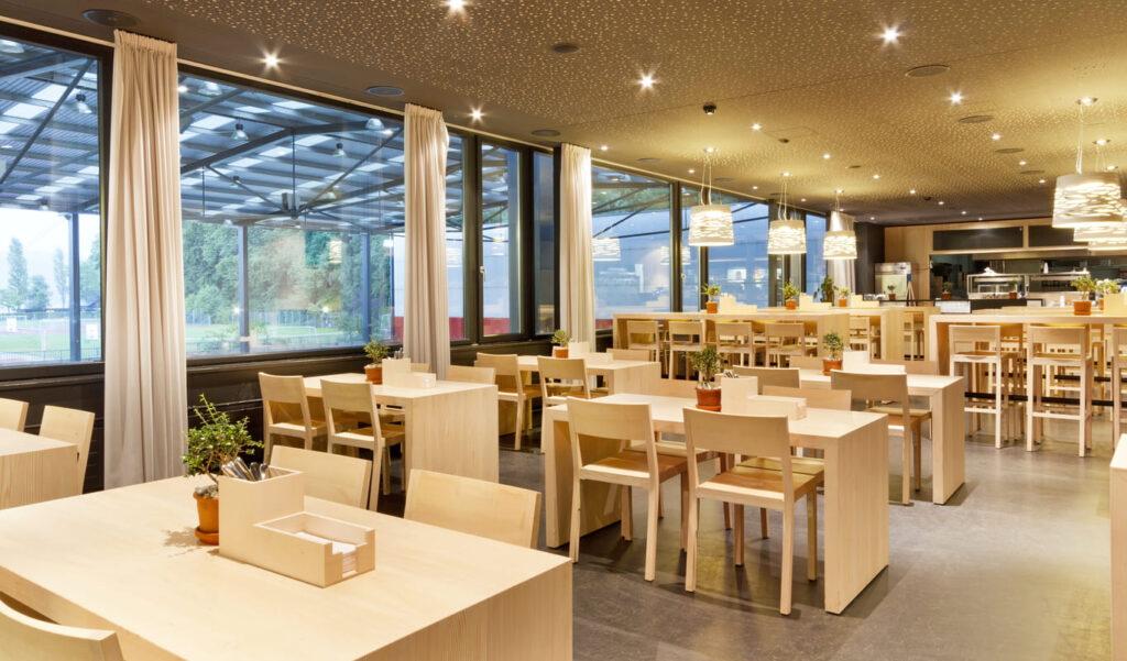 Eiszentrum Nice Restaurant