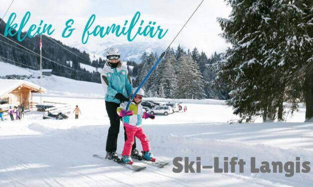 klein und familiär: Ski-Lift Langis am Glaubenberg