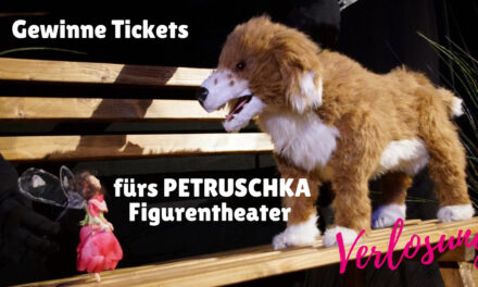 "Figurentheater PETRUSCHKA: Tickets gewinnen für ""De tapferi Puck rettet s'Elferiich"""